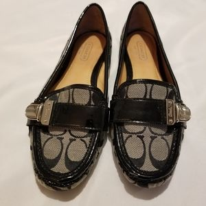 Coach Pauleen Loafers 6.5